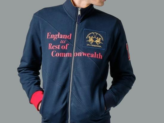 Sweat-shirt homme coton coupe classique